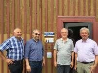 Einweihung der Remise für die Südtiroler Pfadfinderschaft in Schluderns