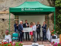 Jubiläumsfeier 40 Jahre Kiwanis Club Vinschgau Südtirol und Übergabe