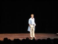 Kiwanis Club Bruneck bei Eliminate Benefizveranstaltung mit Thomas Hochkofler