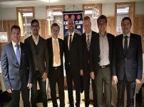 Kiwanis Club Bruneck Ämterübergabe