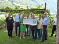Ein Herz für Kinder: Kiwanis-Club Bozen spendet neuerlich 20.000.-€