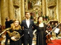 """Jugendorchester """"il mosaico"""", Wattwil / St. Gallen,"""