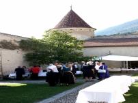 30 Jahrfeier KC Vinschgau im Schloss Goldrain