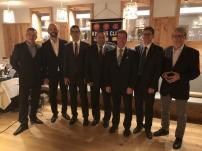 KC Bruneck Ämterübergabe 2018