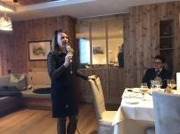 """Vortrag von Dr. Marion Di Gallo zum Thema """"Erbschaftsrecht"""" und """"Patientenverfügung"""""""