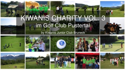 Kiwanis Charity Vol. 3 im GC Pustertal